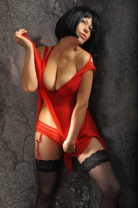 Mature sexy woman